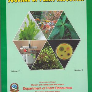 Journal of Plant Resources 2019