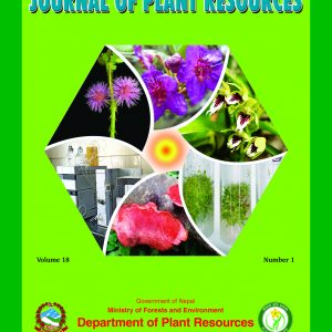 Journal of Plant Resources_2020